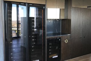 EuroCave Inspiration Integrated Wine Cabinet