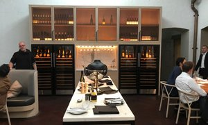 EuroCave Wine Cabinets for Hospitality Como Treasury 03