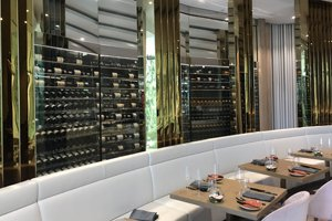 Cellar at Signature Emporium with EuroCave Inoa 01
