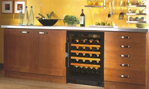 EuroCave Compact Integrated Underbench Wine Cabinet