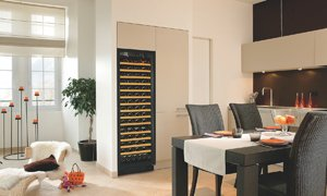 EuroCave Compact Integrated Wine Cabinet Living Space
