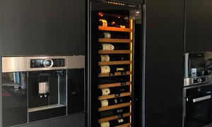EuroCave Inspiration Large Integrated Wine Cabinet 01