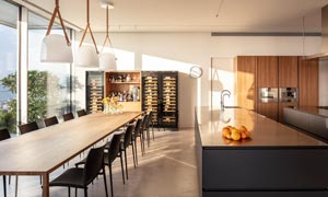 EuroCave Inspiration Large Integrated Wine Cabinet X 3