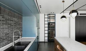 EuroCave Pure Wine Cabinet Fridge Built-in Kitchen