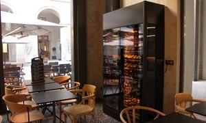 EuroCave ShowCave Wine Cabinet Double Door 01