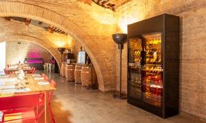 EuroCave ShowCave Wine Cabinet Double Door 02