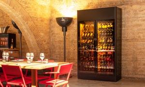 EuroCave ShowCave Wine Cabinet Double Door 03